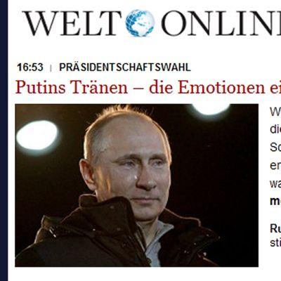 Die Welt-lehden sivu