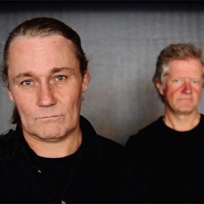 Edu Kettunen ja Pekka Ruuska