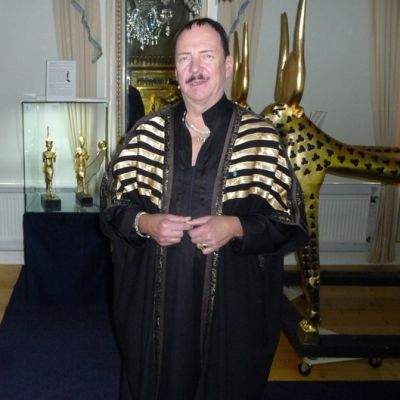 Markku Ellaala Egyptin aarteiden keskellä