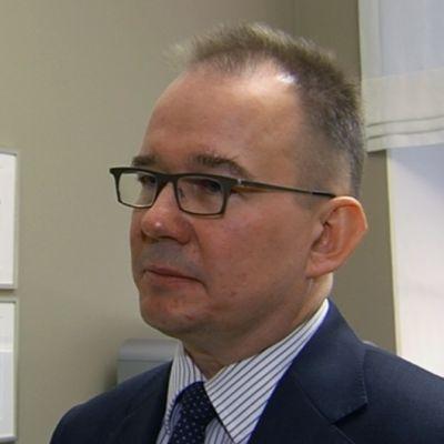 Suojelupoliisin päällikkö Antti Pelttari