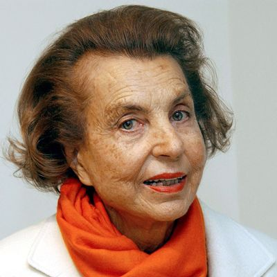 Liliane Bettencourt kesäkuussa 2004.