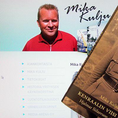 """Mika Kuljun teos valottaa myös Siilasvuon siviiliminää. Oman aikansa """"julkkiksella"""" oli avioliiton ulkopuolinen lapsi, josta hän huolehti kuin muistakin lapsistaan."""