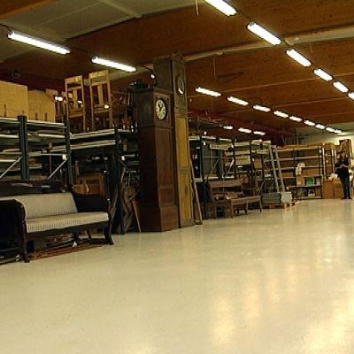 Kouvolan kaupunginmuseon kokoelmakeskus