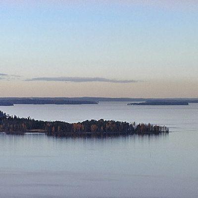 Syksyinen Näsijärvi