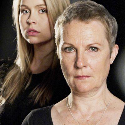 Essi Hellén ja Tiina Weckström