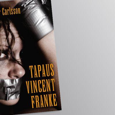 Tapaus Vincent Franke -kirjan kansi