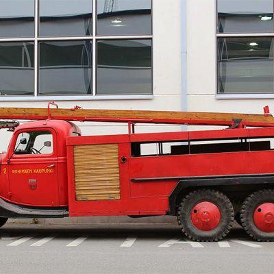 Fordson Sussex paloauto