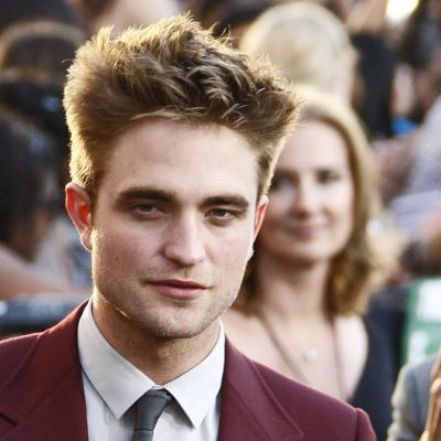 Näyttelijä Robert Pattinson