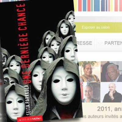 Seita Parkkolan kirja ilmestyi ranskaksi helmikuussa.