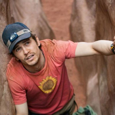 James Franco elokuvassa 127 tuntia