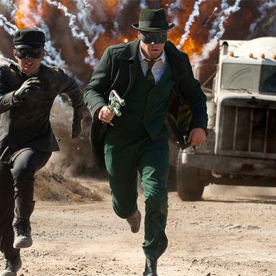 Kuva elokuvasta The Green Hornet.