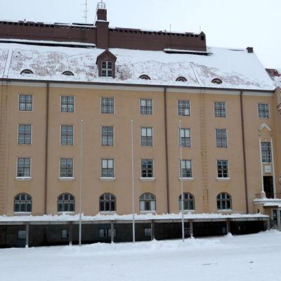 Niiralan koulu Kuopiossa.