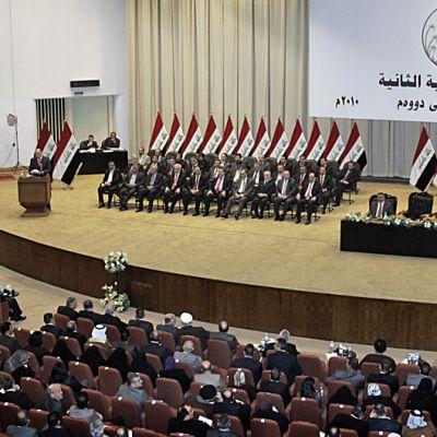 Irakin parlamentti