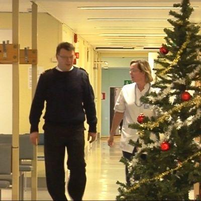 Markku Kerola ja Riitta Hirvisalo