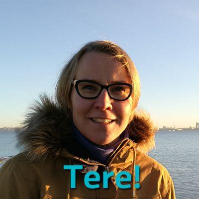 Tere! Marjo Näkki