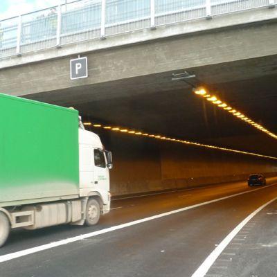 Hämeenlinnan moottoritietunneli