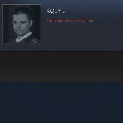 """Hovik """"KQLY"""" Tovmassian steam pelaajaprofiili"""