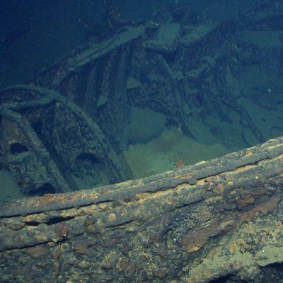 Tutkijaryhmä on löytänyt Filippiinien vesiltä toisessa maailmansodassa upotetun japanilaisen taistelulaiva Musashin.