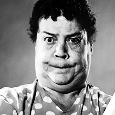 Siiri Angerkoski on tehnyt kaikkein eniten rooleja suomalaisissa elokuvissa.