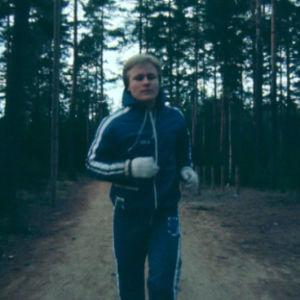 Jääkiekkoilija Risto Siltanen lenkkipolulla 1978.