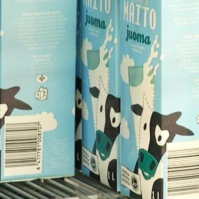 Mejeriet Satamaito meddelade på onsdagsmorgonen att listeriabakterier har påträffats i en av dess produkter.