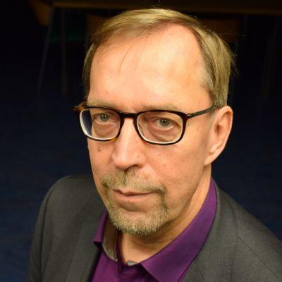 Suur-Savon Osuupankin toimitusjohtaja Kari Manninen.