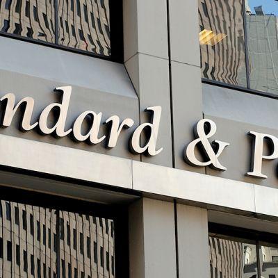 Standard & Poor'sin toimisto New Yorkissa.