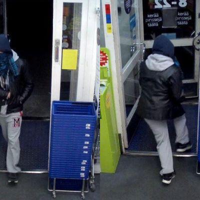 Siwa ryöstö Asemantausta Lahti