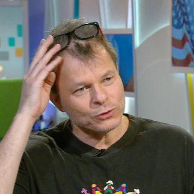 Helsingin yliopiston maailmapolitiikan professori Teivo Teivainen.