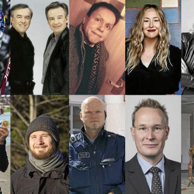 Vuoden turkulainen 2019 -ehdokkaat