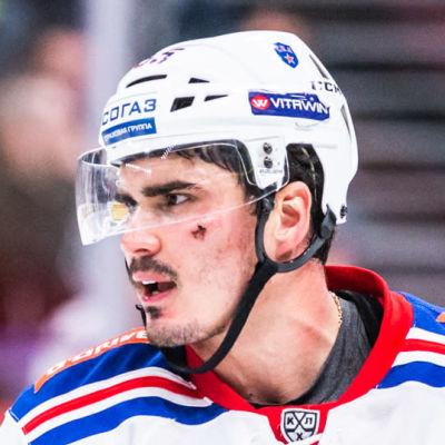 Draftettan från 2012 Nail Jakupov spelar numera i KHL.