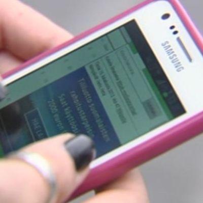 Uutistuotantoon voi osallistua älypuhelimella.