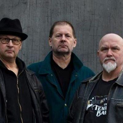 Medlemmar i bandet Main Street Bluesband