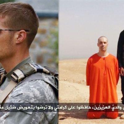 Amerikanska journalisten James Foley avrättades IS.