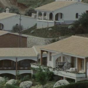 Loma-asuntoja Los pacosin lomakylässä Espanjassa