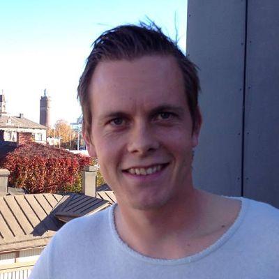 Jens Portin, ytterback i Gefle IF.