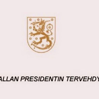 tasavallan presidentin tervehdys