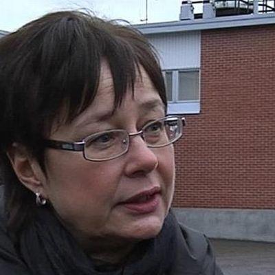 Liperin kunnanjohtaja Hannele Mikkanen.
