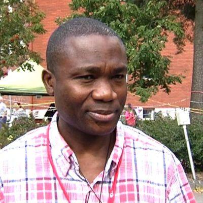Puoliksi kongolainen ja puoliksi angolalainen Francisco Silutoni saapui Suomeen 20 vuotta sitten.