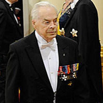 Mannerheim-ristin ritari Tuomas Gerdt