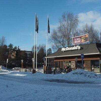 McDonalds Rovaniemi