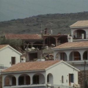 Los pacosin loma-asuntoja Espanjassa.