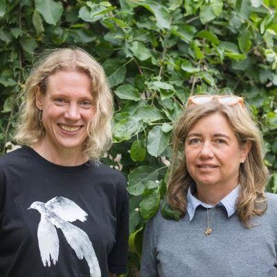 Susanne österlund-pötzsch och yrsa lindqvist