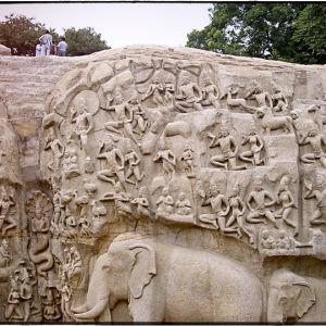 Mamallapuramin kivipaasi