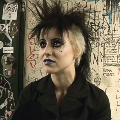 Punkkari Suzy Sabotage