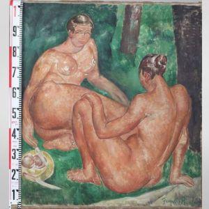 Verk signerat Francis Picabia