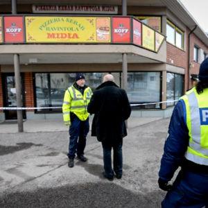 Tre personer dödades i Laukas