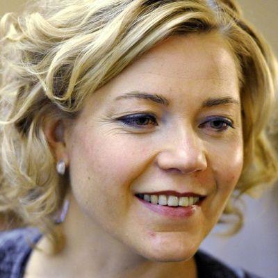 Henna Virkkunen ställer inte upp i Samlingspartiets ordförandeval.