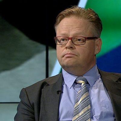 VTT:s överdirektör Juhana Vartiainen