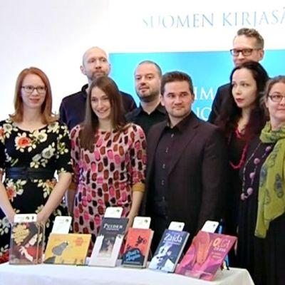Finlandia Junior-kandidaterna